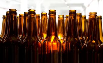 Стеклотара для пива и напитков