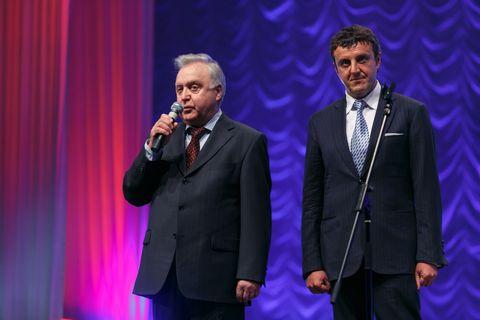 Валерий Гугучкин и Эдуард Таран